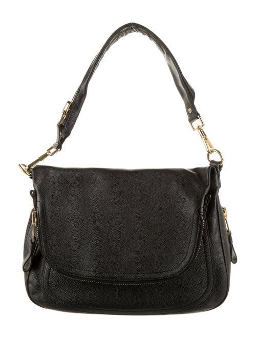 Tom Ford Jennifer Messenger Bag Black