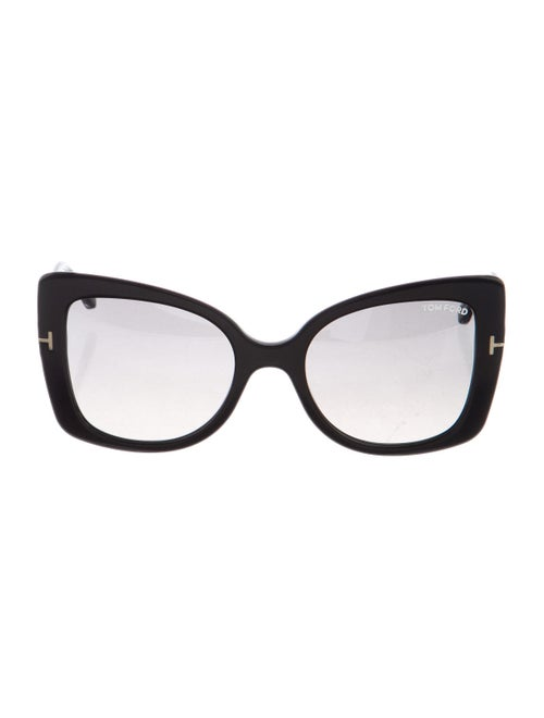 Tom Ford Gianna Tinted Sunglasses Black