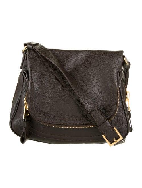 Tom Ford Jennifer Messenger Bag Brown