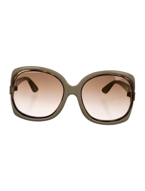 Tom Ford Jaquelin Oversize Sunglasses