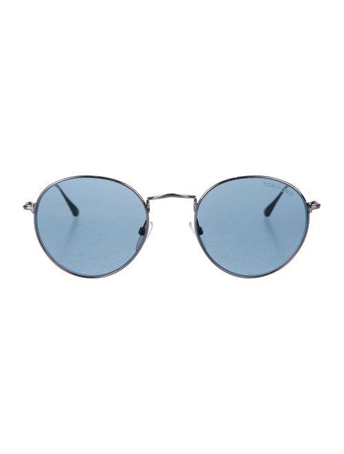 Tom Ford Ryan Round Sunglasses