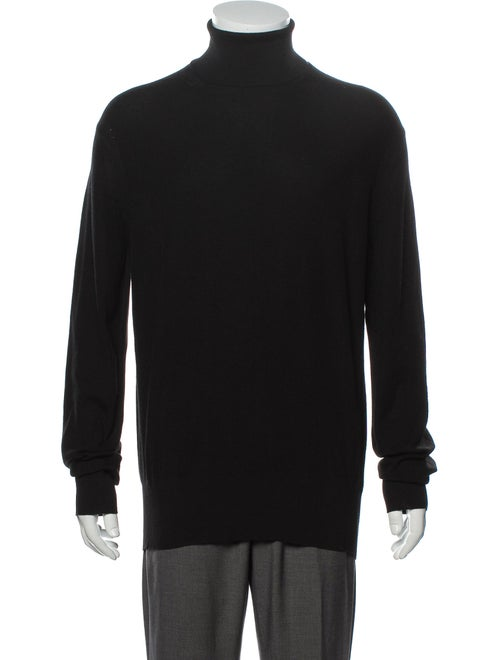 Tom Ford Cashmere Turtleneck Pullover Black