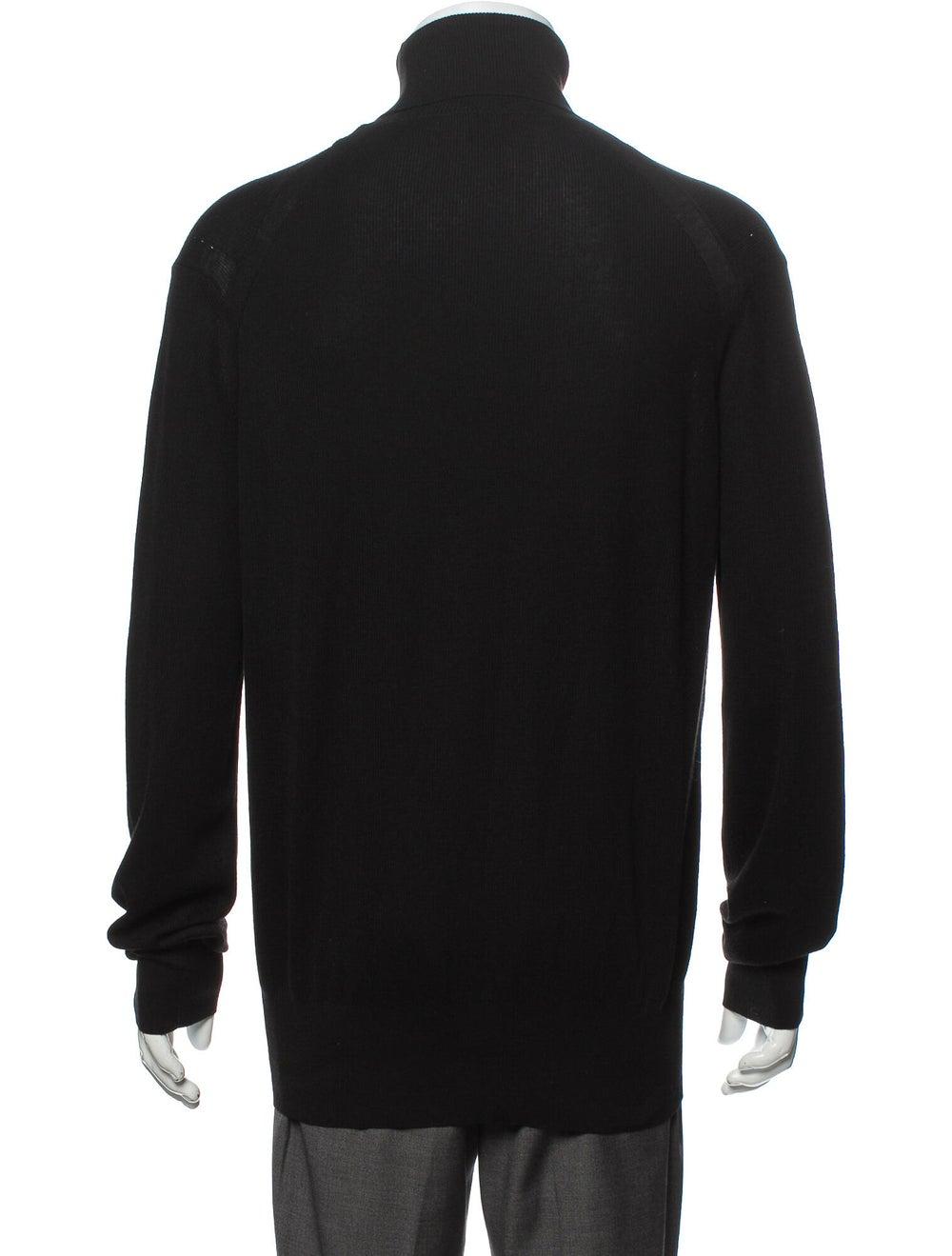 Tom Ford Cashmere Turtleneck Pullover Black - image 3