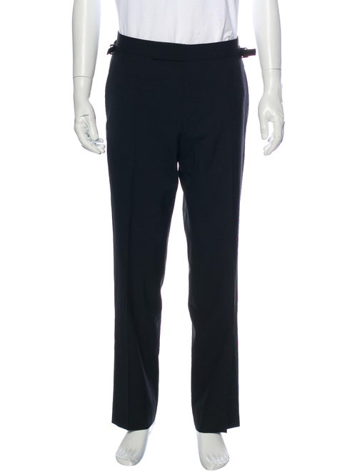 Tom Ford Wool Dress Pants Wool