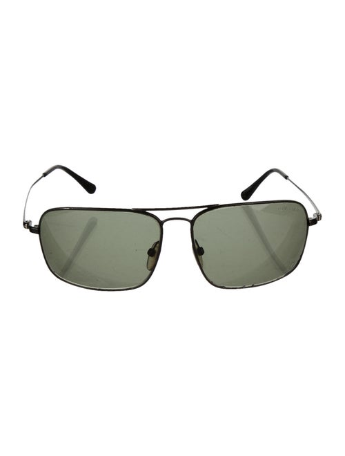 Tom Ford Gregoire Sunglasses green