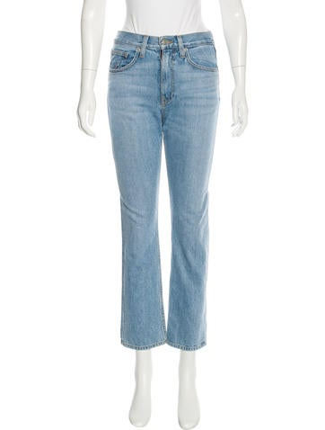 Brock Collection Wright Straight-Leg Jeans w/ Tags