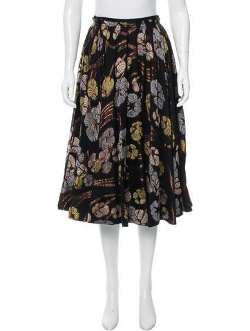Brock Collection Fall 2015 Sara Skirt