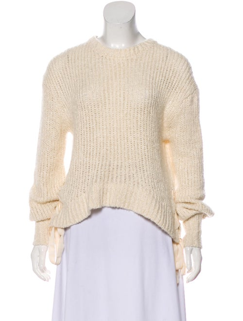 Brock Collection Silk Knit Sweater