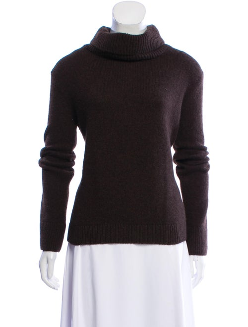 Brock Collection Cashmere Lightweight Sweater brow