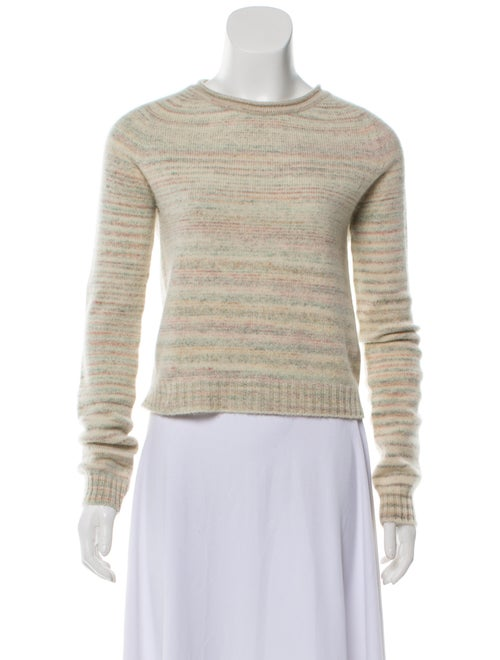 Brock Collection Cashmere Striped Sweater multicol