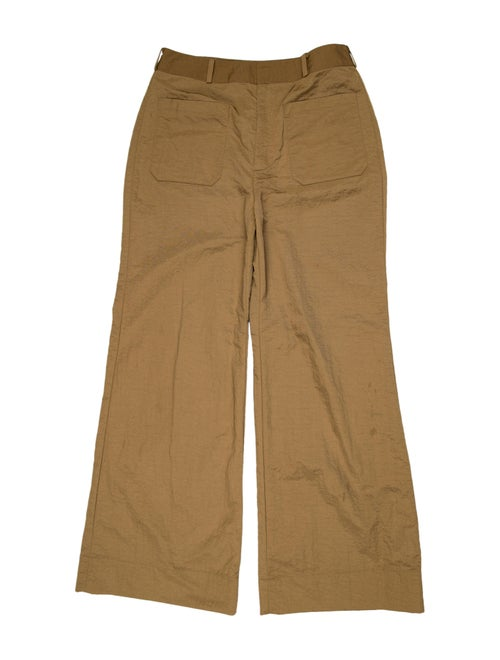Brock Collection Wide Leg Pants Brown