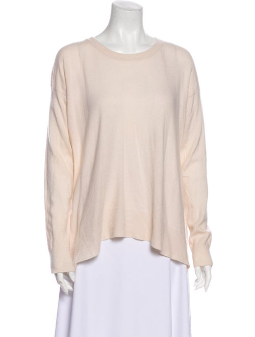 Brock Collection Cashmere Scoop Neck Sweater