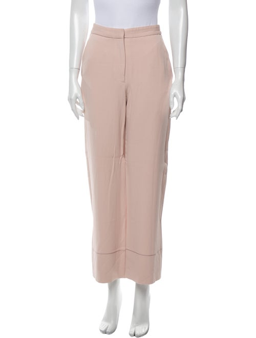 Brock Collection Wide Leg Pants Pink
