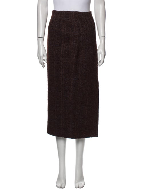 Brock Collection Midi Length Skirt