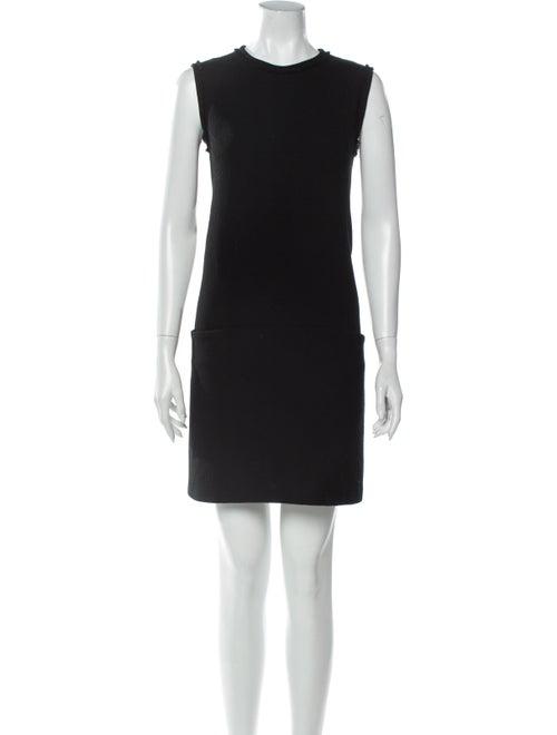 Amelia Toro Wool Mini Dress Wool