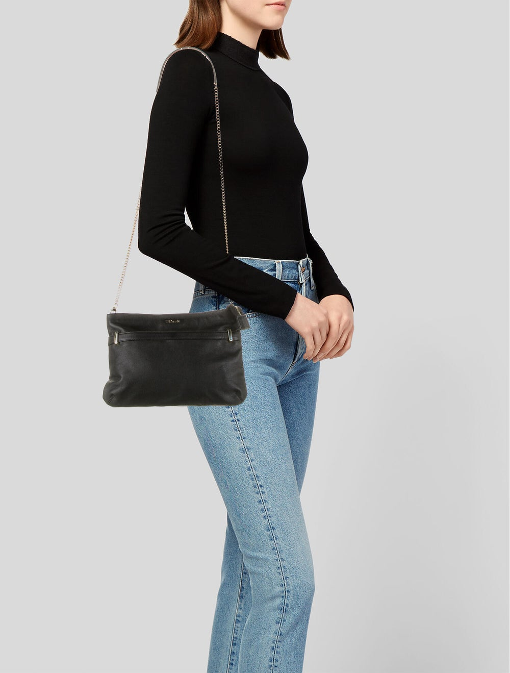 Tous Leather Crossbody Bag Black - image 2