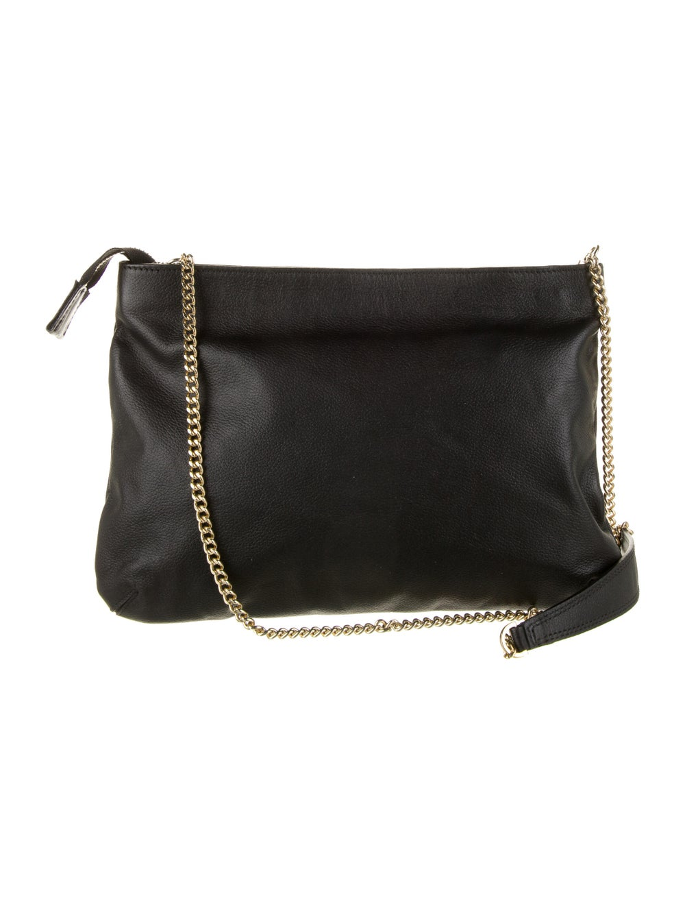 Tous Leather Crossbody Bag Black - image 4