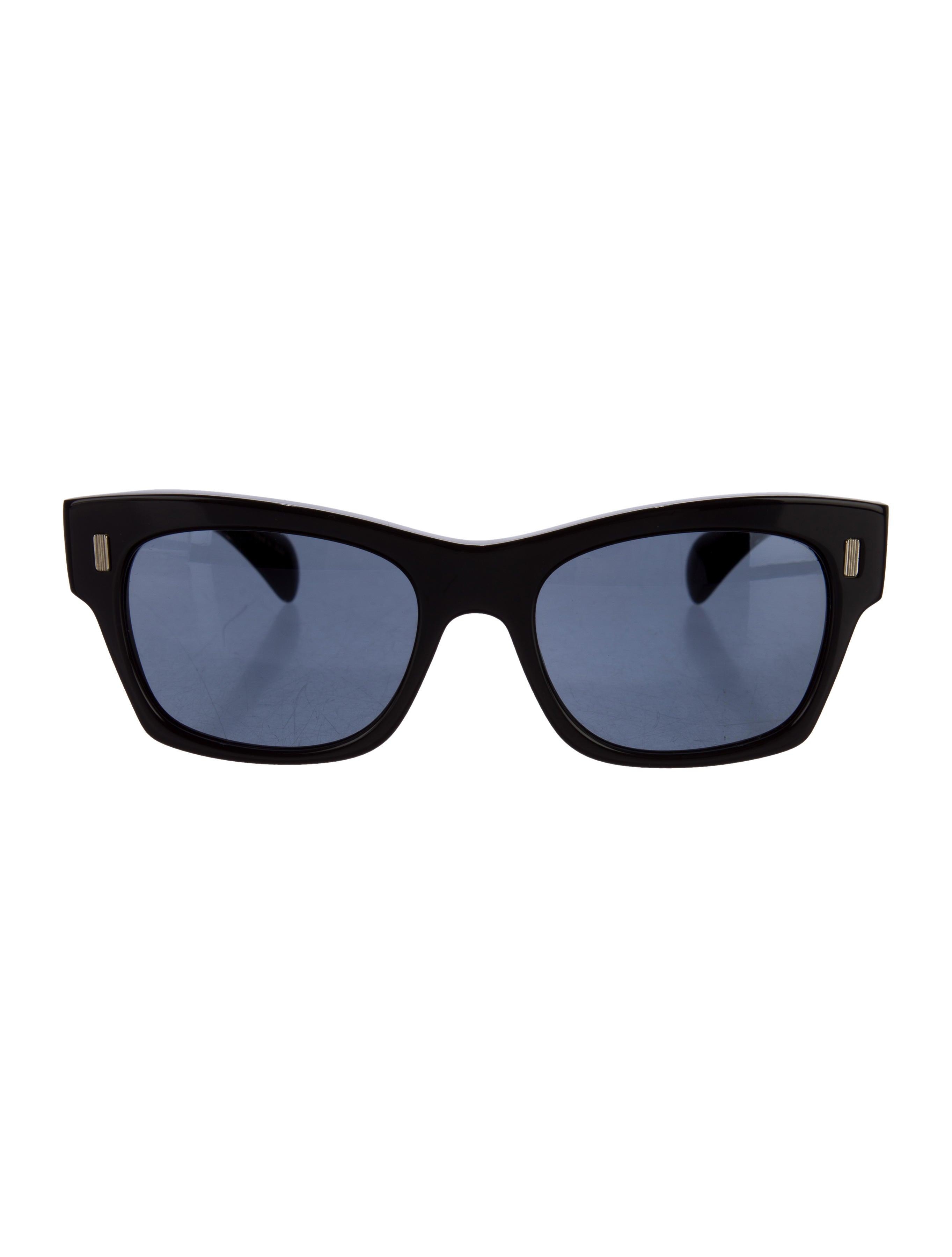 c9351dc7da The Row x Oliver Peoples 71st Street Wayfarer Sunglasses ...