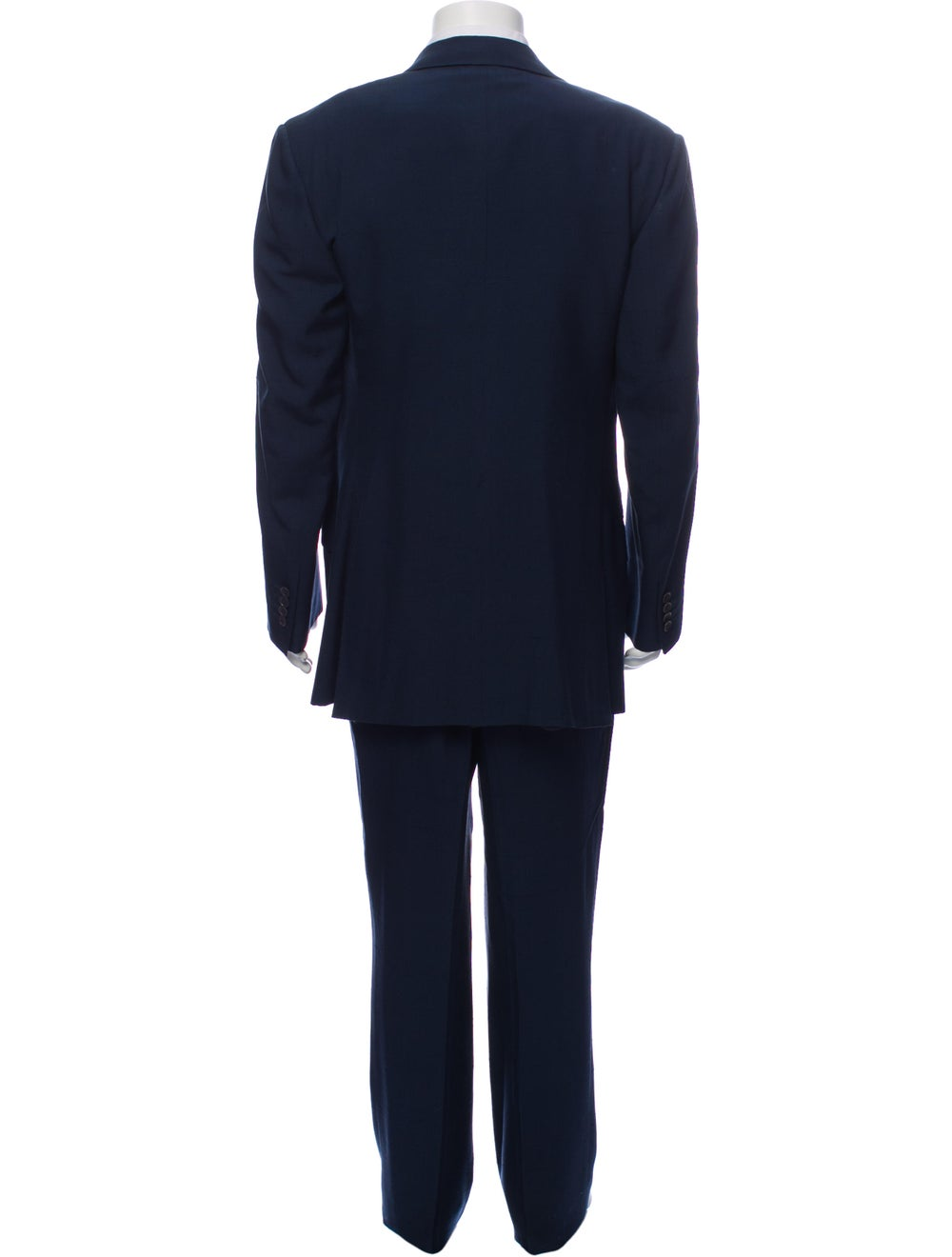 Silk Two-Piece Suit - image 3