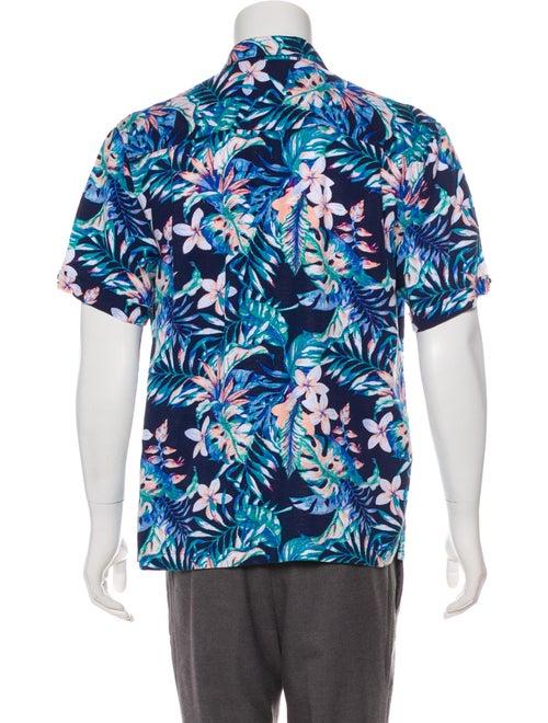 60da38b22 Top Cubavera Hawaiian Print Button-Up Shirt - Clothing - TRTOP20245 ...