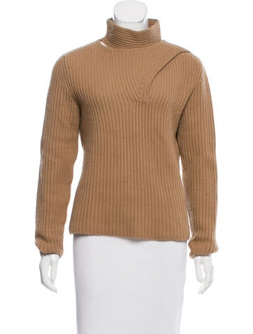 TSE Cashmere Cashmere Rib Knit Sweater None