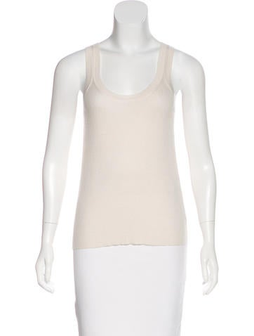 TSE Cashmere Cashmere & Silk-Blend Top None