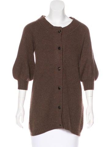 TSE Cashmere Cashmere Knit Cardiga None