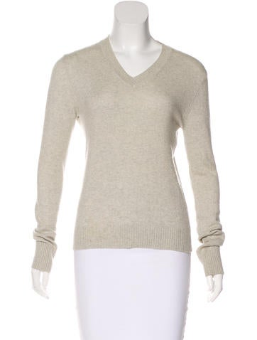 TSE Cashmere Long Sleeve Cashmere Top None