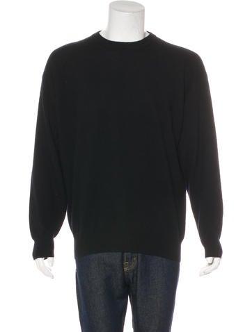 TSE Cashmere Crew Neck Sweater None