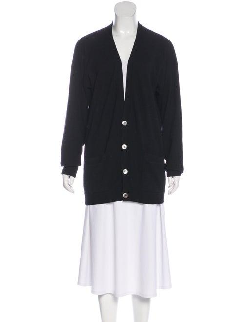 TSE Cashmere Cashmere Knit Cardigan Black