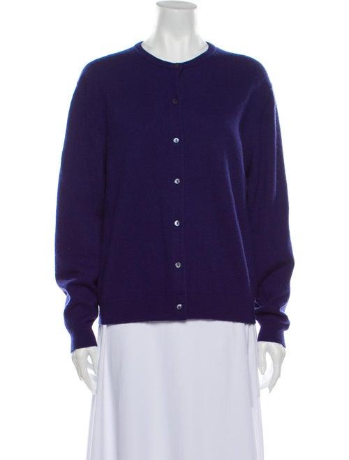 TSE Cashmere Cashmere Crew Neck Sweater Blue