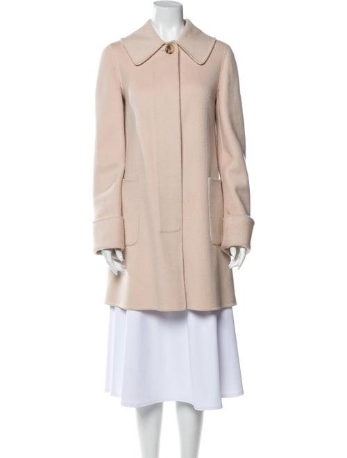 TSE Cashmere Cashmere Coat Pink