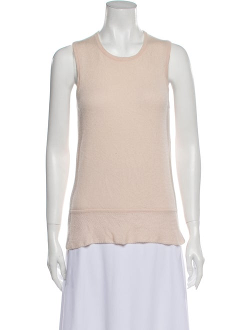 TSE Cashmere Cashmere Scoop Neck Sweater Pink
