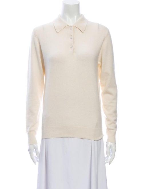 TSE Cashmere Cashmere Sweater White