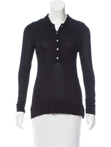 Totême Collared Button-Up To None