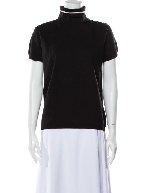 Totême Turtleneck Sweater w/ Tags Black