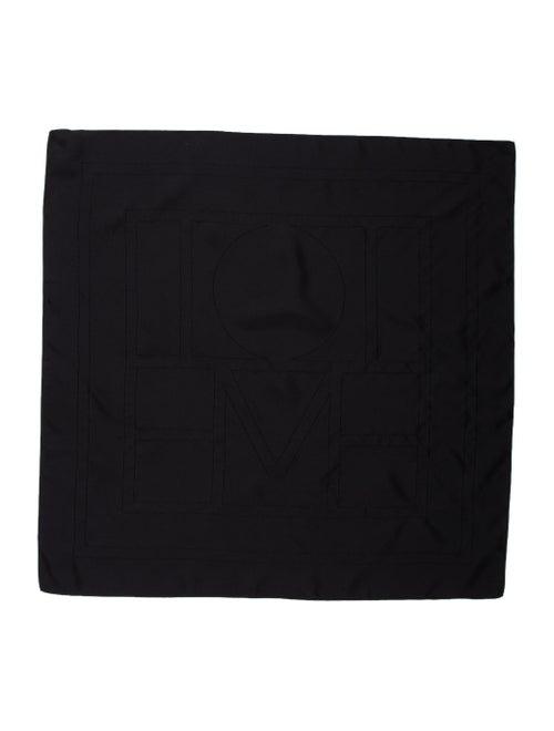 Totême Silk Black