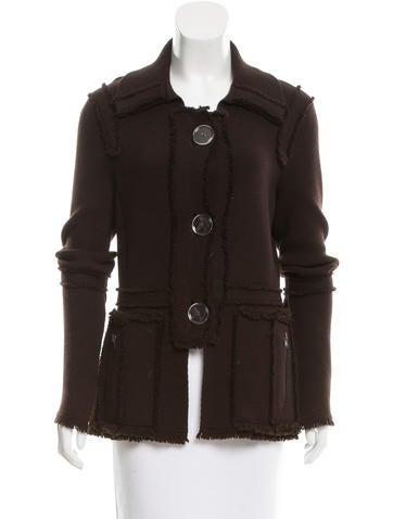 Tuleh Cashmere Lightweight Jacket None