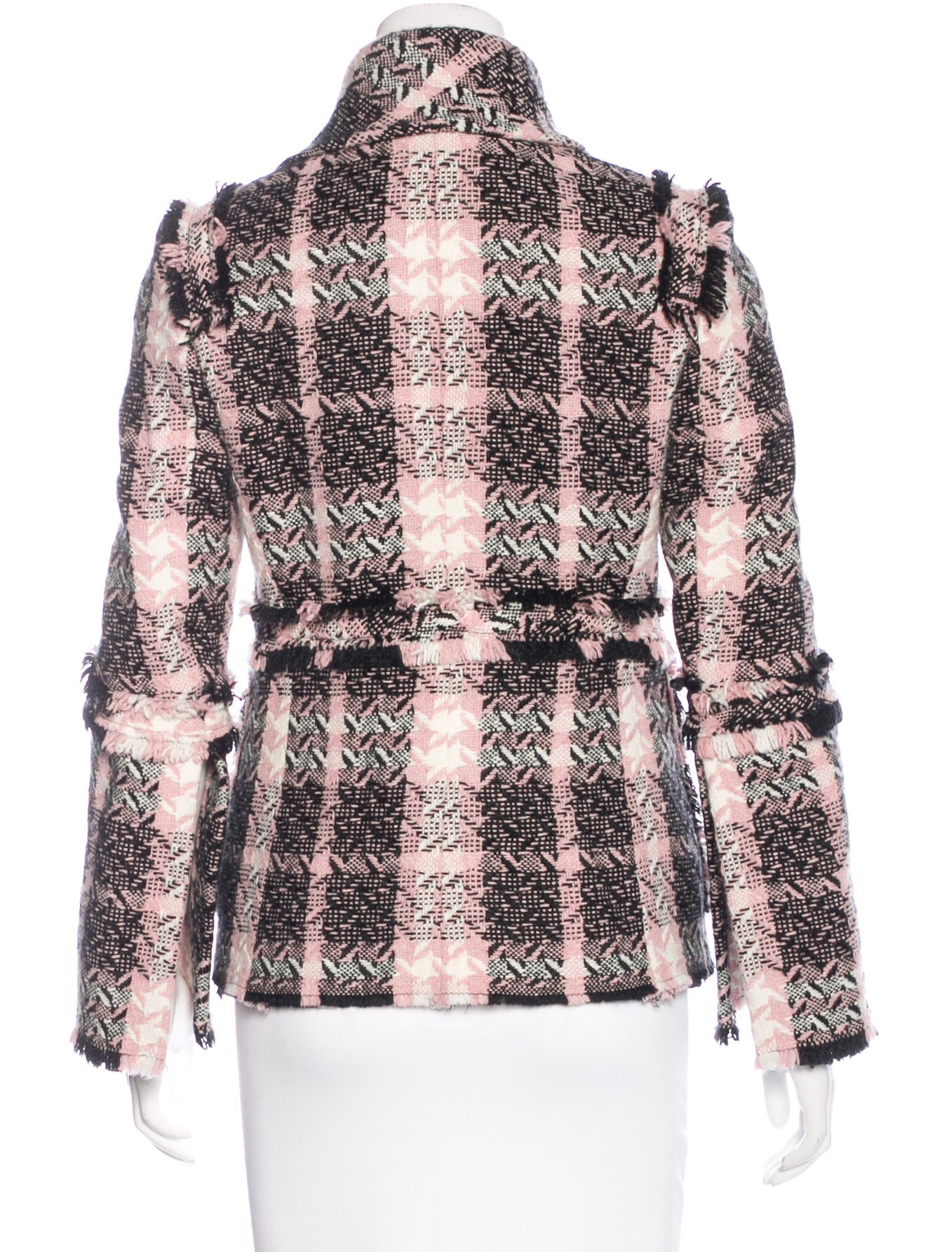 Find womens houndstooth jacket at ShopStyle. Shop the latest collection of womens houndstooth jacket from the most popular stores - all in one place.