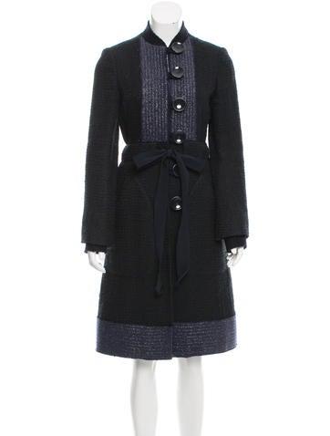 Tuleh Knit Long Coat None
