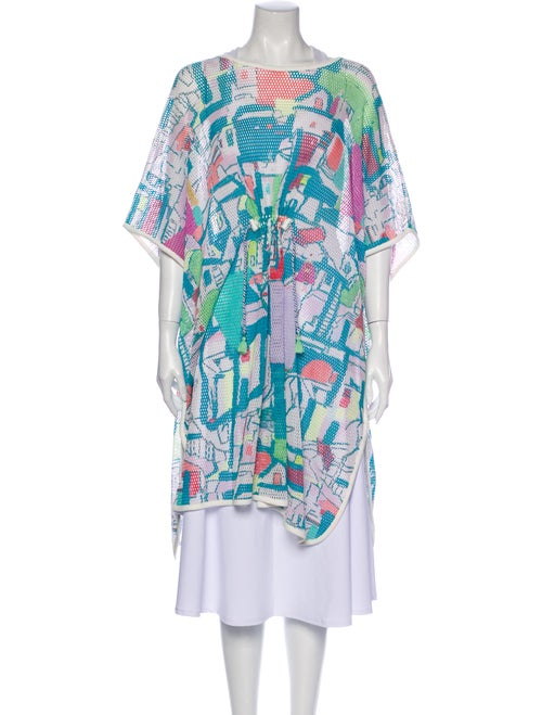 Tsumori Chisato Printed Robe