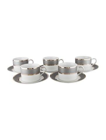 10-Piece Britten AXL Platinum Tea Service