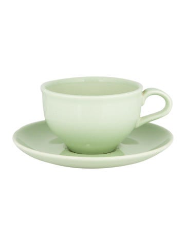 Russel Wright Cup & Saucer None