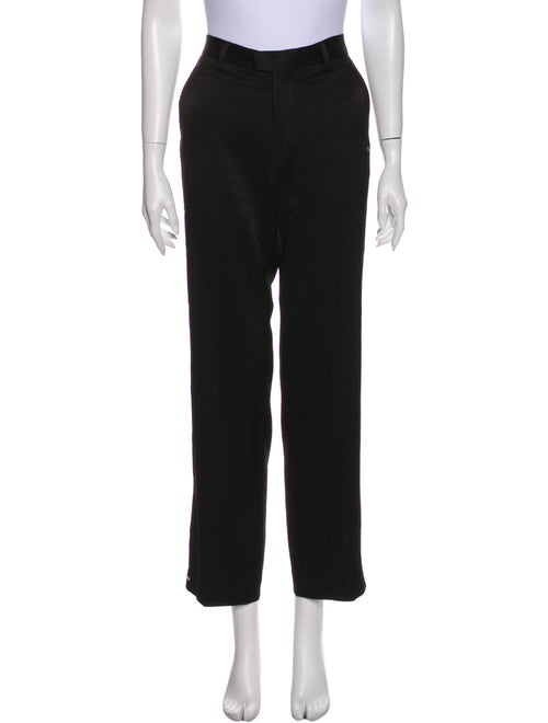 Undercover Straight Leg Pants Black