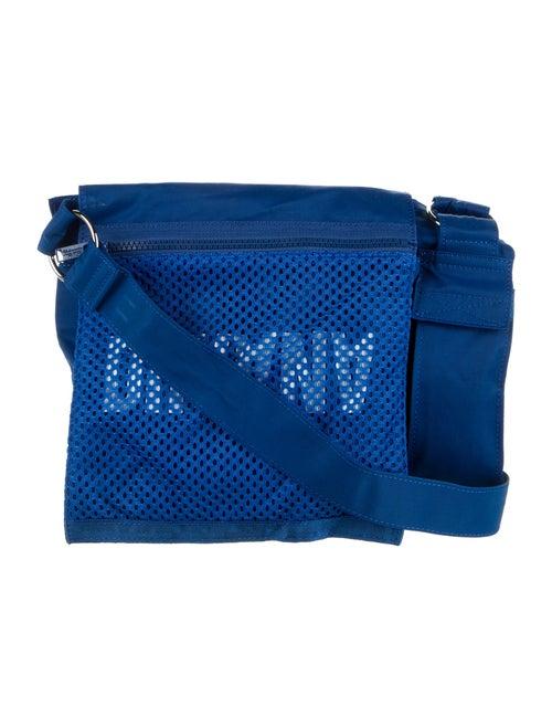 Undercover Nylon Shoulder Bag Blue - image 1