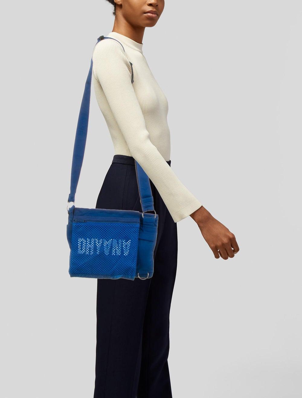 Undercover Nylon Shoulder Bag Blue - image 2