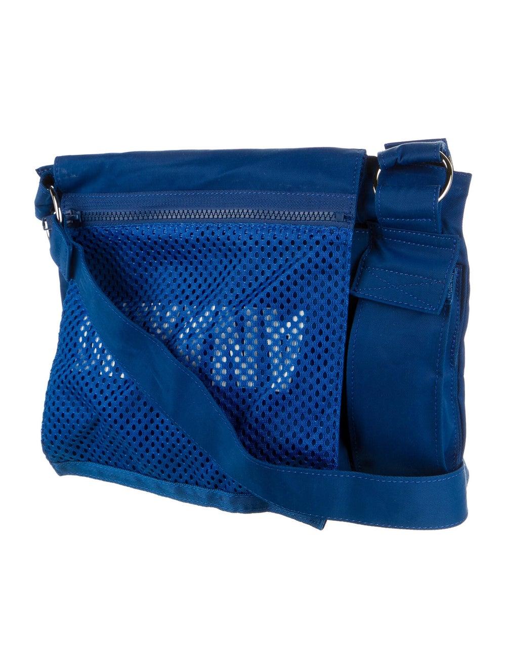 Undercover Nylon Shoulder Bag Blue - image 3