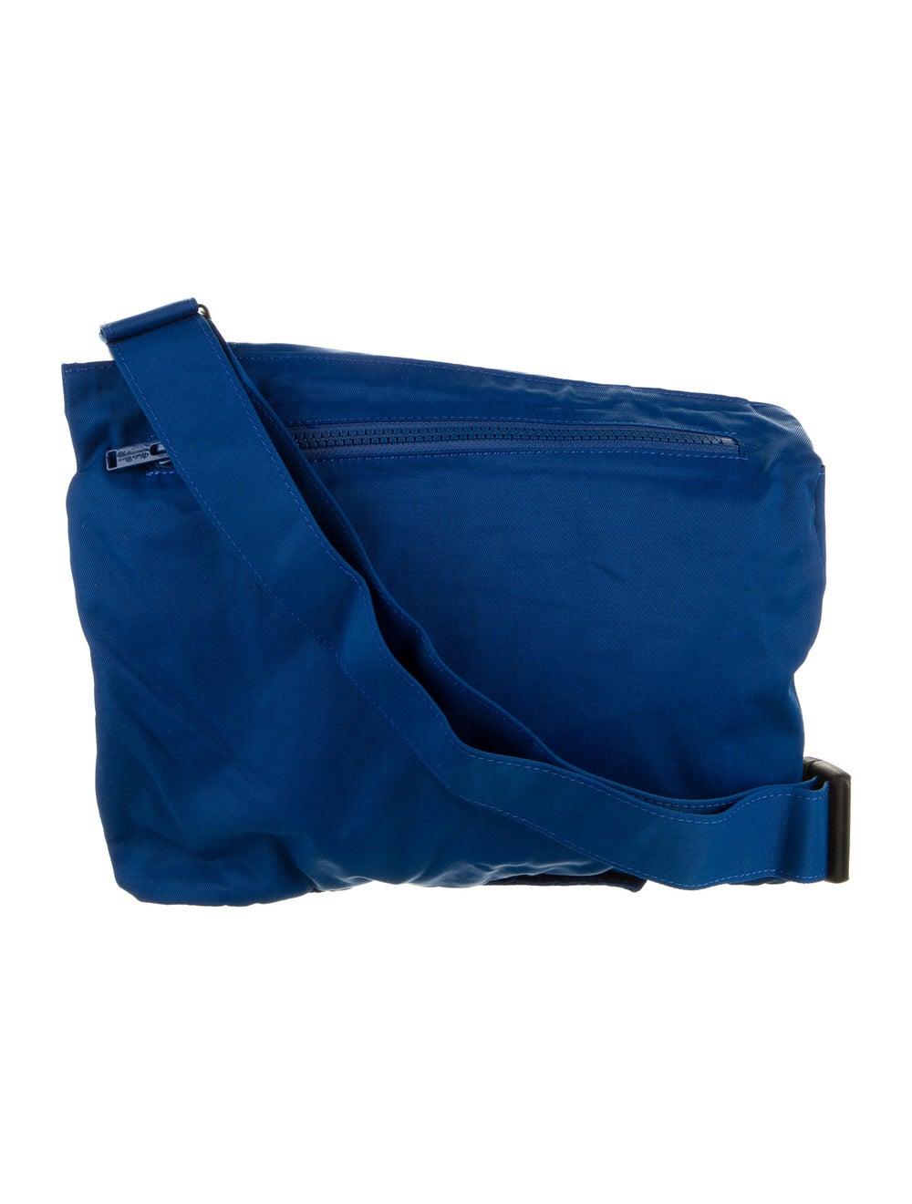 Undercover Nylon Shoulder Bag Blue - image 4