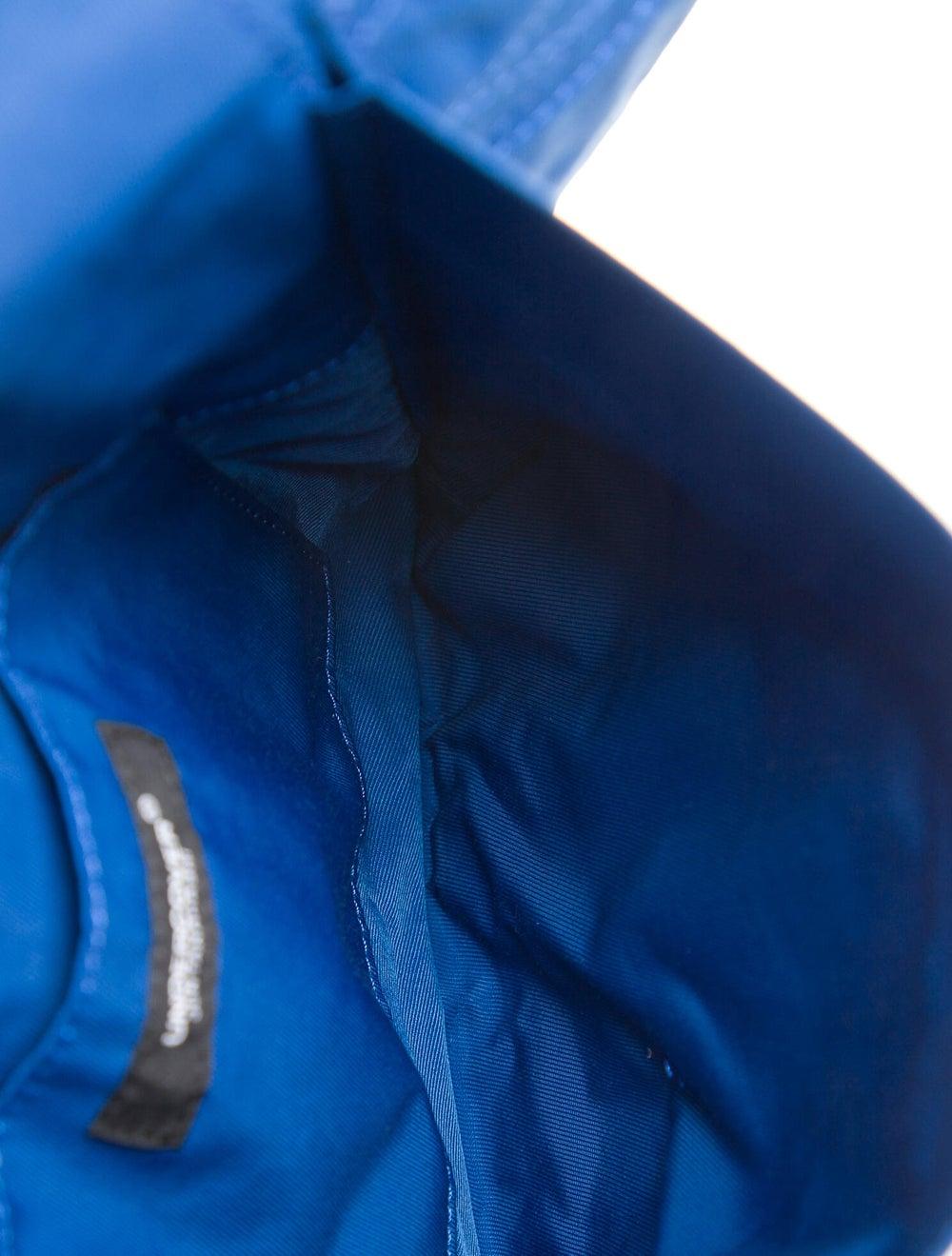 Undercover Nylon Shoulder Bag Blue - image 5