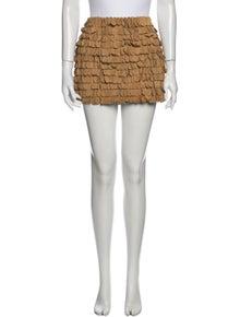 Undercover Mini Skirt